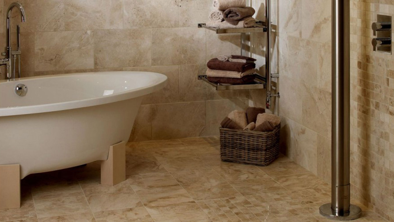 Capuccino Marble Polished Ambiente