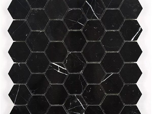 Hexagon Nero Margiua